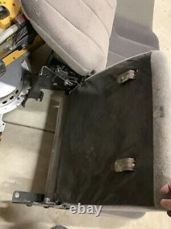 02-06 DODGE RAM 60/40 Rear Seats Cloth TAUPE