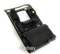 04-10 AUDI A8 S8 MMI Console Control Switch Knob GPS Radio Navigation Bezel OEM