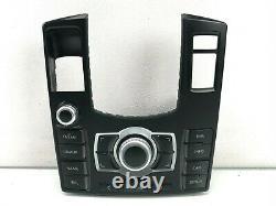 04-10 AUDI A8 S8 MMI Console Control Switch Knob GPS Radio Navigation OEM