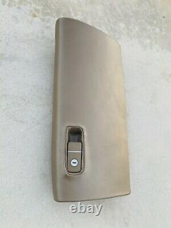05 06 07 08 Acura Rl Tan Glove Box Storage Compartment LID Excellent Condition