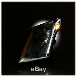 10-15 Cadillac SRX Xenon Model Headlight Replacement Lamp Assembly Left/Driver