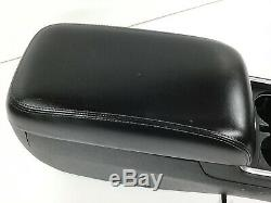 11-17 Dodge Charger Center Console Assembly Police Pursuit Replacement Oem