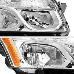 13-16 Chevy Trax Headlight Factory Style Right/Passenger Replacement Assembly