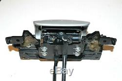 2004-2007 Nissan 350Z Convertible Top Cover Roof Latch Lock Release Handle OEM