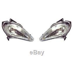 2006-2020 Yamaha YFM Wolverine Raptor OEM Headlight Replacement Assembly R/L Y98