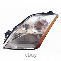 2007-2009 Nissan Sentra DEPO Replacement Headlight Assembly Driver Passenger NEW