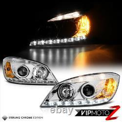 2008 2009 2010 2011 Mercedes Benz W204 C-CLASS C250 C300 C350 Euro LED Headlight