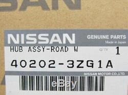2009-2014 Nissan Murano Front Wheel Hub Assembly Replacement GENUINE OEM NEW