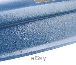 84-89 Toyota Pickup 4Runner Dash Pad Trim BLUE Interior Bezel frame OEM Vent