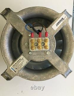 Alto Shaam 5002607 FAN MOTOR ASSEMBLY WithSTIFFENER OEM Replacement Part