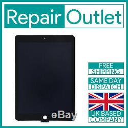 Apple iPad Air 2 Replacement Scren Touch Screen LCD Assembly (Black) OEM Part