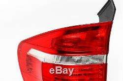 BMW X5 E70 06-10 LED Rear Tail Outer Light Lamp Left Passenger Near Side N/S OEM