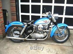 Chrome Auto Advance Distributor Assembled OEM Replacement Ironhead Sportster WLA