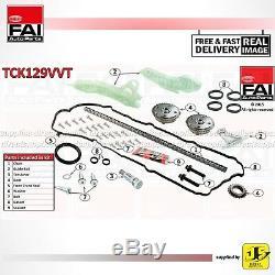 Fai Timing Chain Kit Tck129vvt Fits Bmw Citroen Mini R55-61 Peugeot 208 308 508