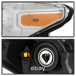 For 16-18 Toyota Tacoma witho DRL Headlight Replacement Left Driver Side Assembly