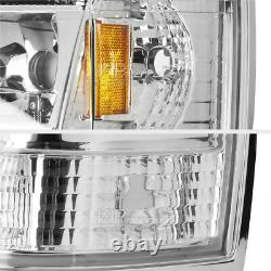 For 93-98 Jeep Grand Cherokee ZJ 3in1 Signal+Parking+Headlight LED SMD Strip Bar