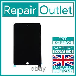 For Apple iPad Mini 4 Replacement Touch Screen Digitizer & LCD Assembly (Black)