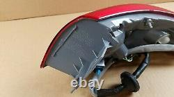 For Infiniti Q50 Rear Left Side Outer Tail Light Lamp Assembly Oem Replacement