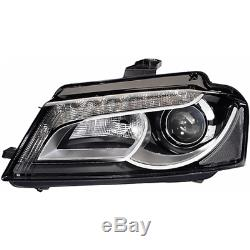Headlight Left Hella 1EL 009 648-391
