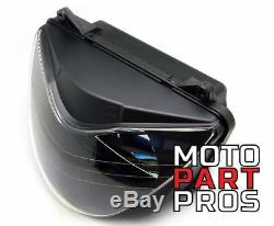 High Density ABS OEM Replacement Headlight Assembly 99 00 Honda CBR600 F4