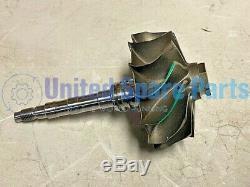 Hino J08e 17201-e0652 Garrett 830724-5001s Turbocharger Turbine Wheel Turbo
