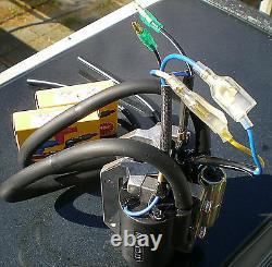 Honda CB450 CB350 CL450 SL350 CB500T NEW Ignition Coil & Condenser Assembly
