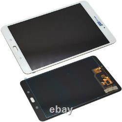 LCD Screen For Samsung Galaxy Tab S2 T710 WiFi White Touch Assembly Replacement