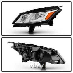Left/Driver Side Replacement For 13-17 Chevy Traverse Signal Headlight Assembly