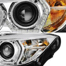 M-SPORT DRL Upgrade! For 12-15 BMW F30 4-Door 325i 328i Projector Headlight SET
