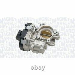Magneti Marelli Drosselklappenstutzen Fiat Bravo II Linea Punto 802009525507