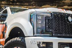 Morimoto XB LED Plug & Play Headlight Assemblies For 2017-2019 Ford Super Duty