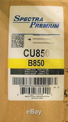 NEW Spectra Premium Radiator CU850 Chevy GMC 6.2L Diesel 82-91 7.4 454 Gas 82-86