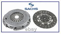 New Genuine OEM SACHS Ford C-MAX 2.0 TDCi 81/100KW 2007 2 Piece Clutch Kit