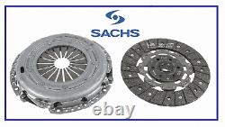 New Genuine OEM SACHS Ford Focus Estate Mk2 2.0 TDCi 81/100KW 2004 Clutch Kit