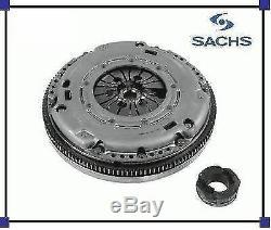 New Genuine SACHS OEM VW Polo 1.6 TDI 2009 Dual Mass Flywheel & Clutch Kit