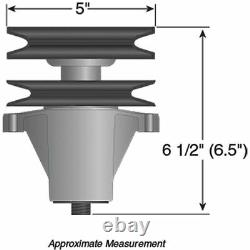 New Stens 285-860 Spindle Assembly 46 deck Replaces OEM MTD 918-0431C