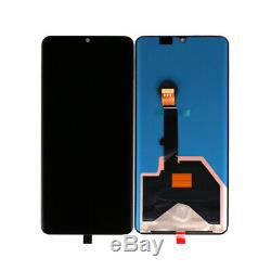 OEM LCD Screen and Digitizer Assembly Replace Part for Huawei P30 Pro Black