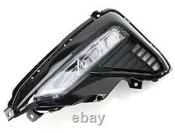 OE-Fit White/Amber Switchback LED Daytime Running Light Kit For 19-20 Kia Optima