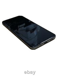 Oem Samsung Galaxy S20 Good LCD Digitizer & Frame Assembly Replacement Cracked