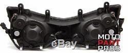 Ragnarok ABS OEM Replacement Headlight Assembly for 05-06 Kawasaki Ninja ZX6R