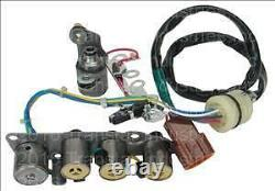 SOLENOID ASSEMBLY, Fits RE4F04A, 4F20E 92+ LONG WIRE