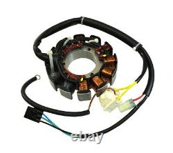 SPI Stator Assembly Arctic Cat Snowmobiles Replaces OEM #'s 3007-701 & 3007-711