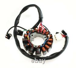 SPI Stator Assembly Polaris Snowmobiles Replaces OEM # 4011449