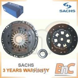 Sachs Clutch Kit Bmw Alpina 7 E32 B11 E32 5 E34 B10 E34 Oem 3000207001