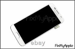 Samsung Galaxy S7 G930 OEM White LCD Touch Screen Digitizer Assembly Replacement