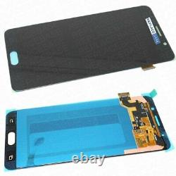 Screen Assembly For Samsung Galaxy Note 5 Replacement Touch LCD Blue OEM