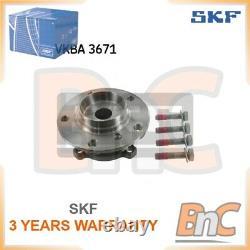 Skf Front Wheel Bearing Kit Bmw 7 E65 E66 E67 Oem Vkba3671 31226750217
