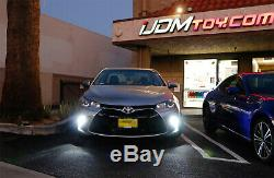 Switchback LED Daytime Running Light Kit withTurn Signal For 15-17 Toyota Camry