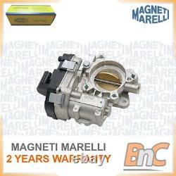 Throttle Body Lancia Alfa Romeo Magneti Marelli Oem 55215486 802009525507