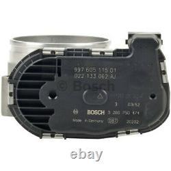 Throttle Body OEM 0280750474 for Porsche 911, Boxter, Cayenne, Cayman Panamera